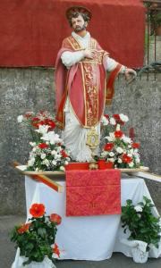 Statua di Sant'Antonino martire