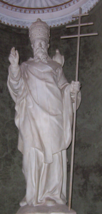 Statua di San Gregorio Magno