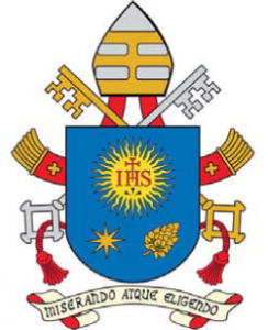 Stemma di papa Francesco