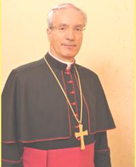 Vescovo Raffaello Martinelli