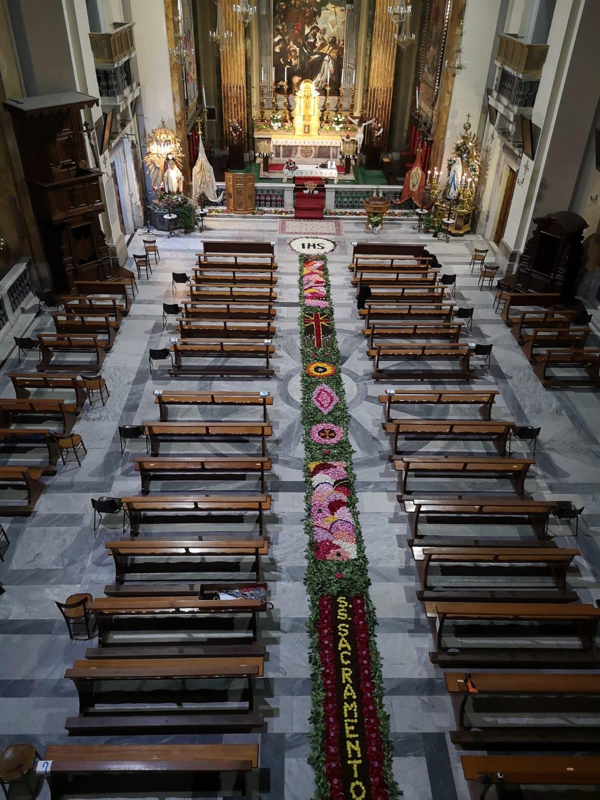 Duomo Corpus Domini 2020